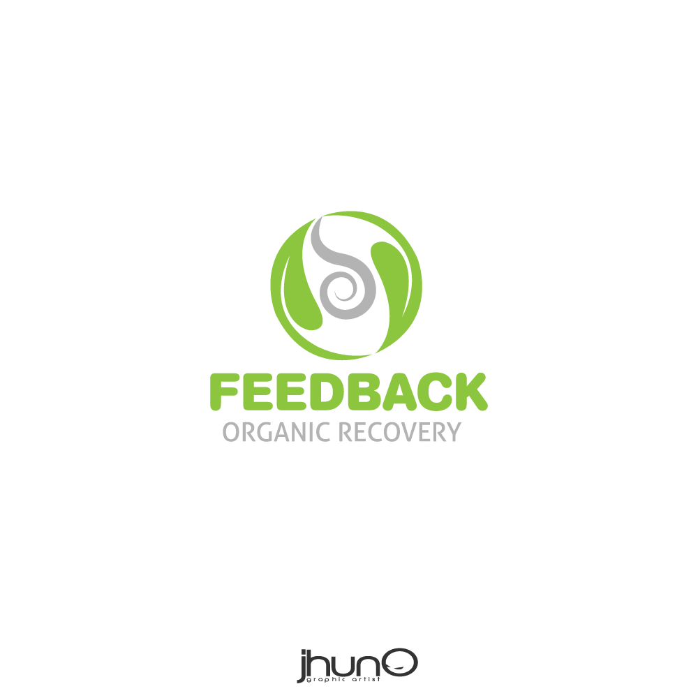 Logo Design by zesthar - Entry No. 16 in the Logo Design Contest Feedback Organic Recovery  Logo Design.