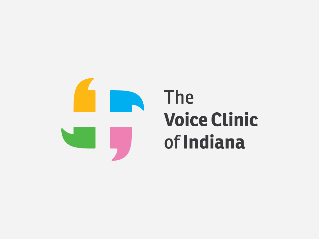 Logo Design by Gravakadavra - Entry No. 8 in the Logo Design Contest Logo Design for The Voice Clinic of Indiana.
