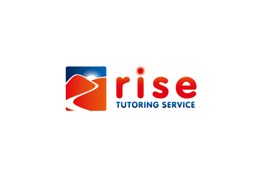 Logo Design by Private User - Entry No. 78 in the Logo Design Contest Imaginative Logo Design for Rise Tutoring Service.