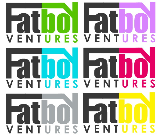 Logo Design by Ismail Adhi Wibowo - Entry No. 34 in the Logo Design Contest Fun Logo Design for Fat Boy Ventures.