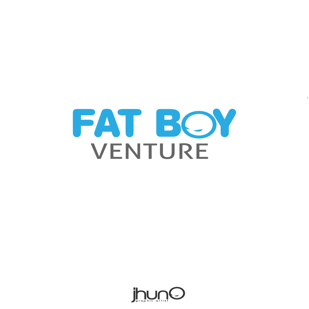 Logo Design by zesthar - Entry No. 35 in the Logo Design Contest Fun Logo Design for Fat Boy Ventures.