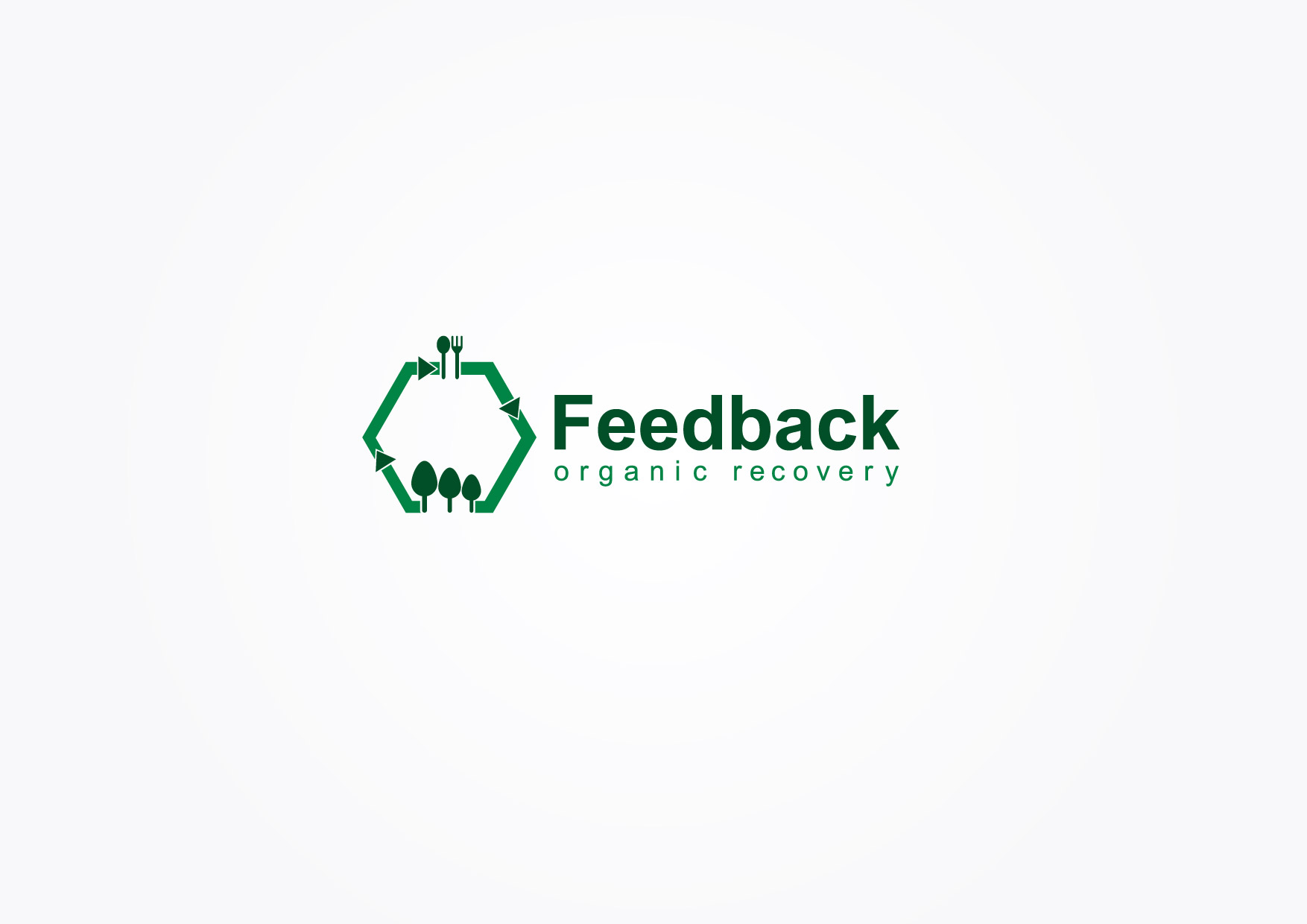 Logo Design by Osi Indra - Entry No. 18 in the Logo Design Contest Feedback Organic Recovery  Logo Design.