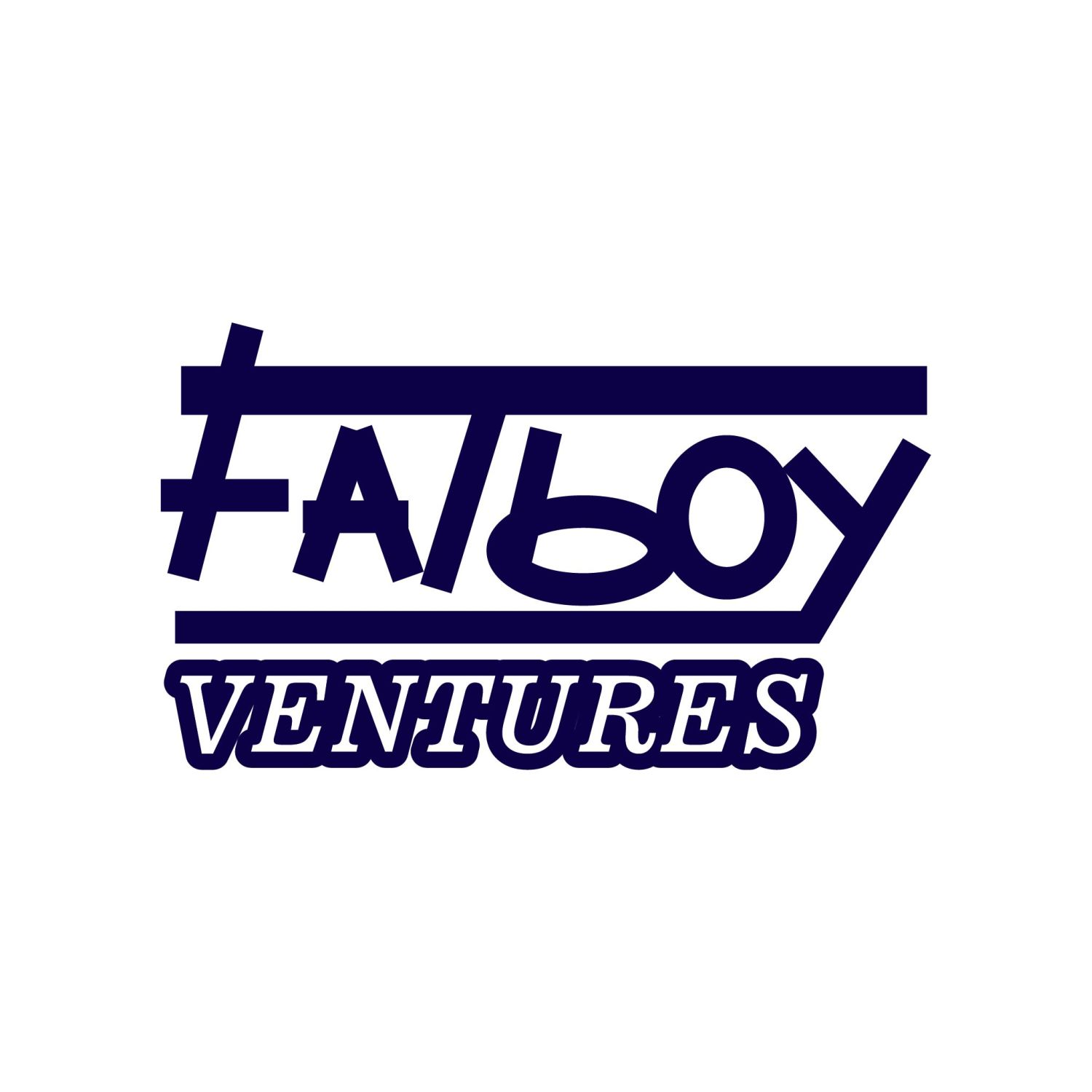 Logo Design by Cross Desain - Entry No. 36 in the Logo Design Contest Fun Logo Design for Fat Boy Ventures.
