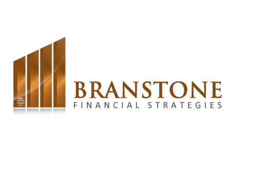 Logo Design by Crystal Desizns - Entry No. 243 in the Logo Design Contest Inspiring Logo Design for Branstone Financial Strategies.