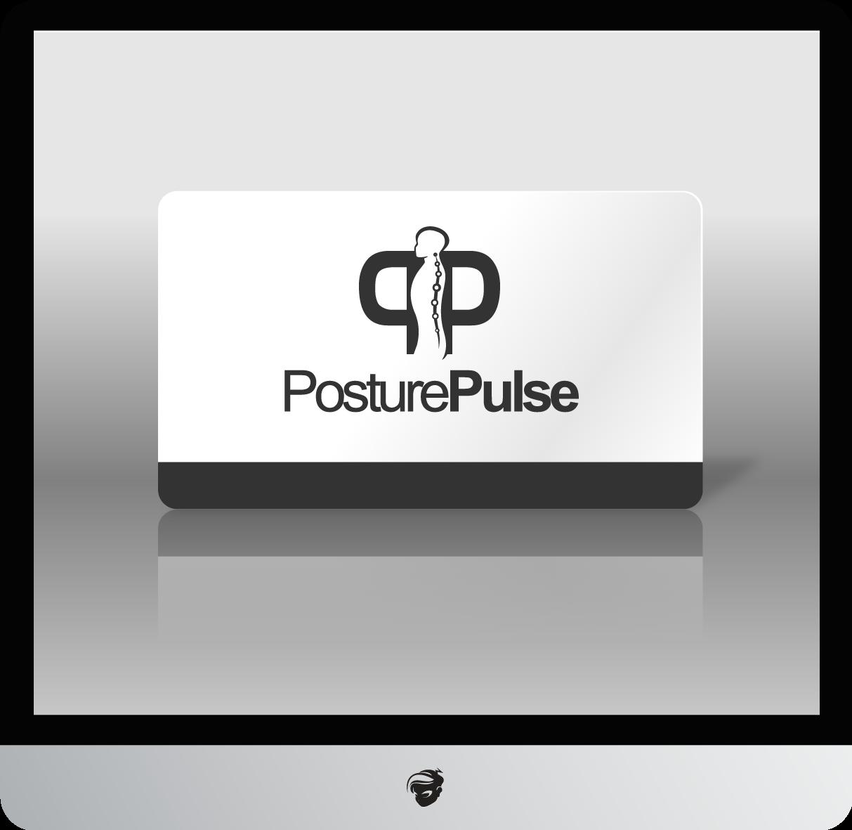 Logo Design by zesthar - Entry No. 51 in the Logo Design Contest Unique Logo Design Wanted for PosturePulse.