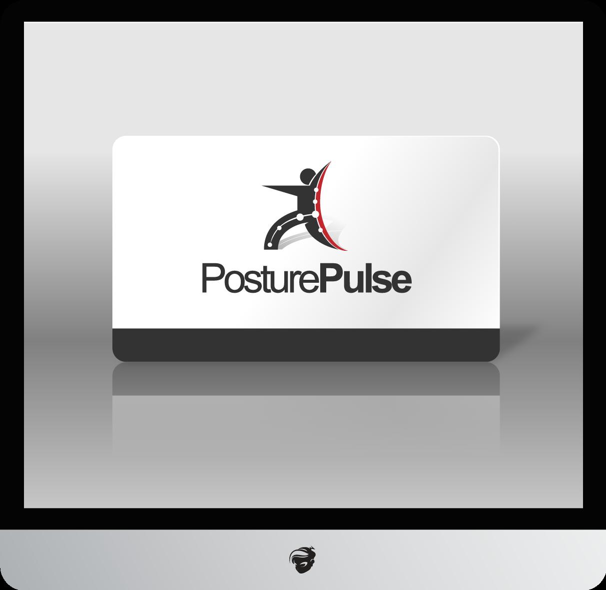 Logo Design by zesthar - Entry No. 52 in the Logo Design Contest Unique Logo Design Wanted for PosturePulse.