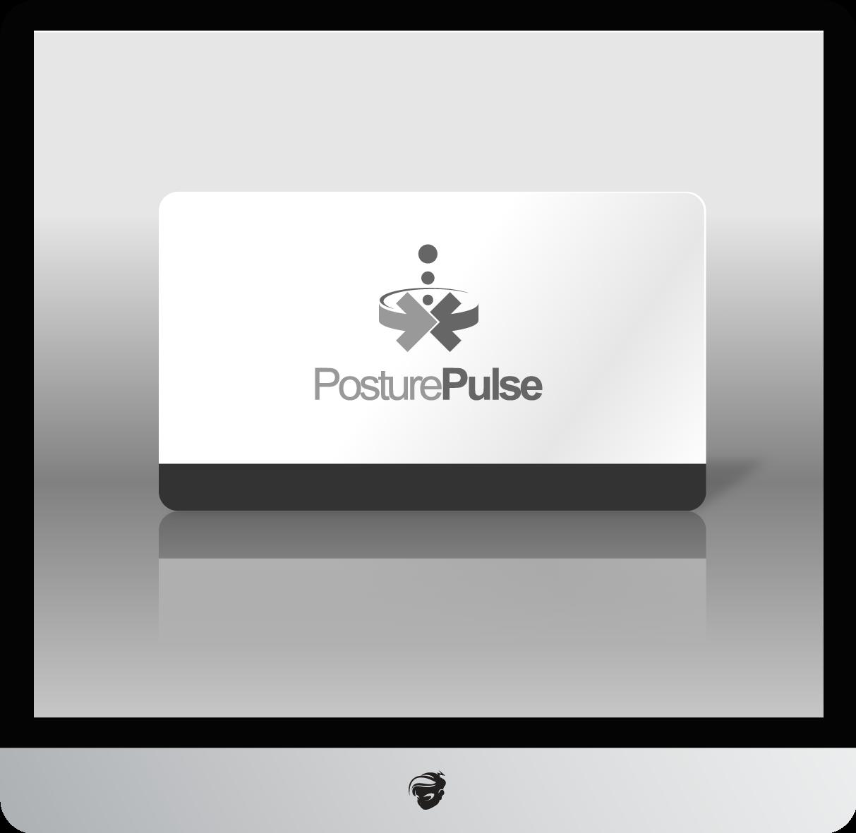 Logo Design by zesthar - Entry No. 56 in the Logo Design Contest Unique Logo Design Wanted for PosturePulse.