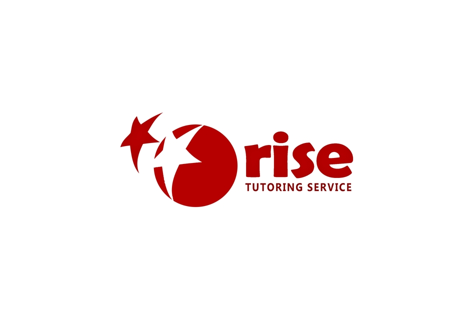 Logo Design by Respati Himawan - Entry No. 88 in the Logo Design Contest Imaginative Logo Design for Rise Tutoring Service.