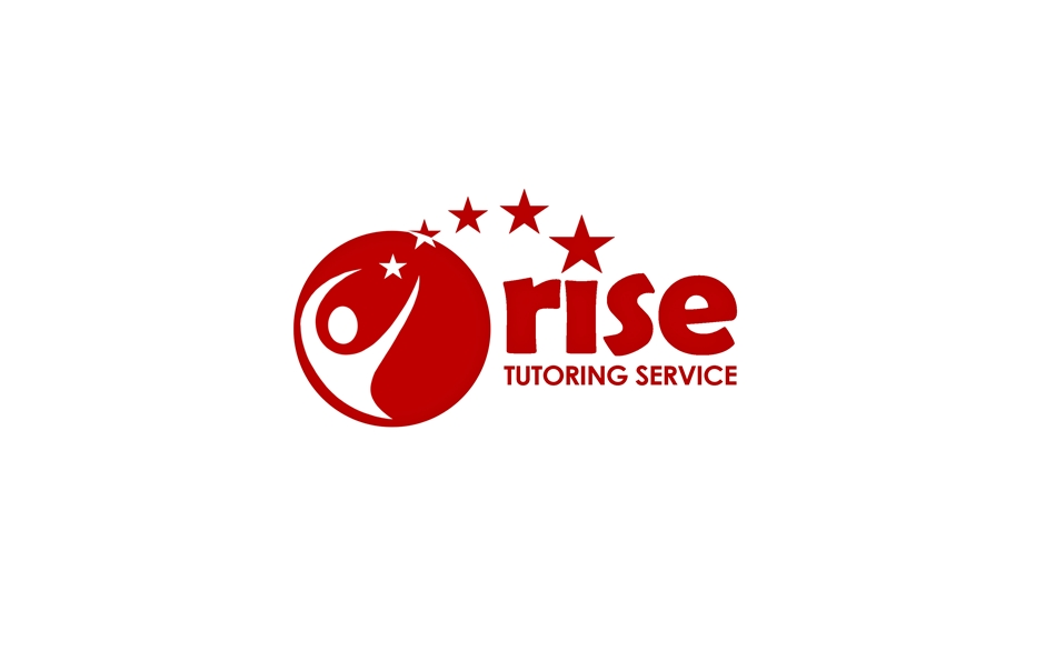 Logo Design by Respati Himawan - Entry No. 91 in the Logo Design Contest Imaginative Logo Design for Rise Tutoring Service.