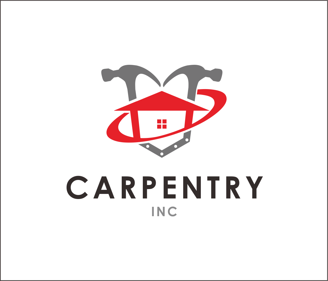Logo Design by Armada Jamaluddin - Entry No. 57 in the Logo Design Contest Creative Logo Design for Carpentry inc..
