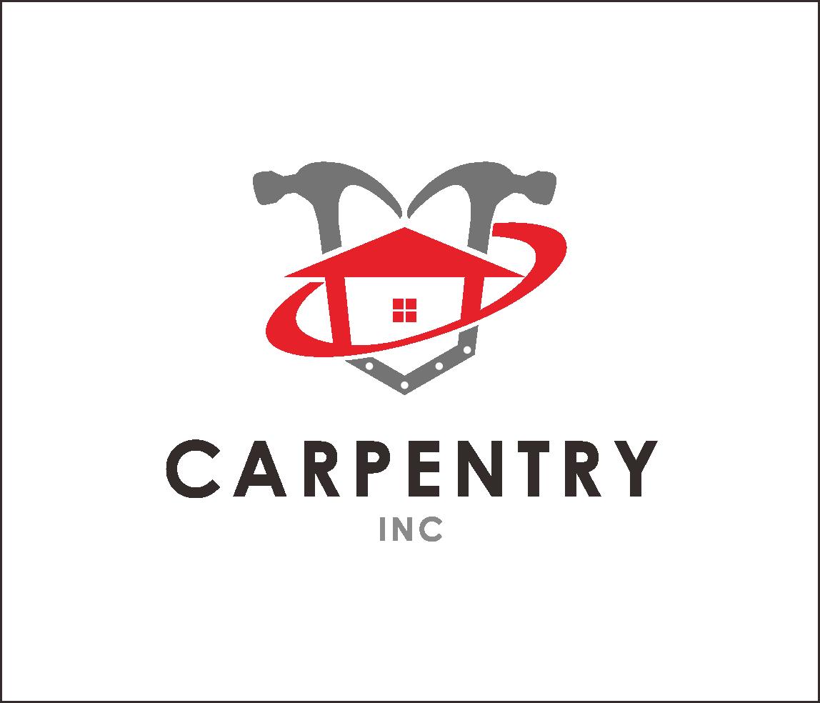 Logo Design by Armada Jamaluddin - Entry No. 57 in the Logo Design Contest Creative Logo Design for Carpentry inc..