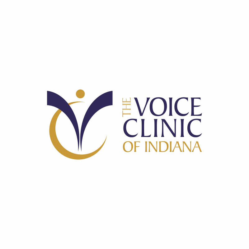 Logo Design by montoshlall - Entry No. 11 in the Logo Design Contest Logo Design for The Voice Clinic of Indiana.
