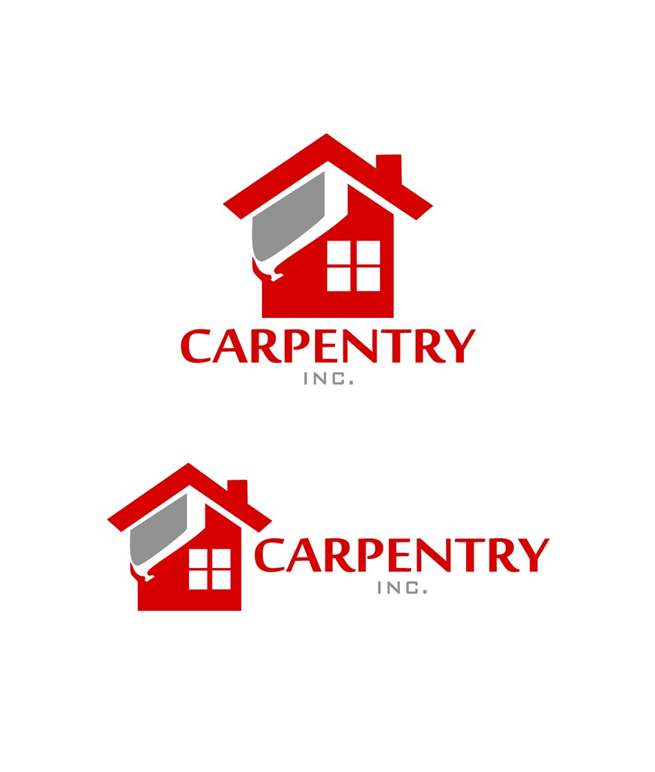 Logo Design by Respati Himawan - Entry No. 62 in the Logo Design Contest Creative Logo Design for Carpentry inc..