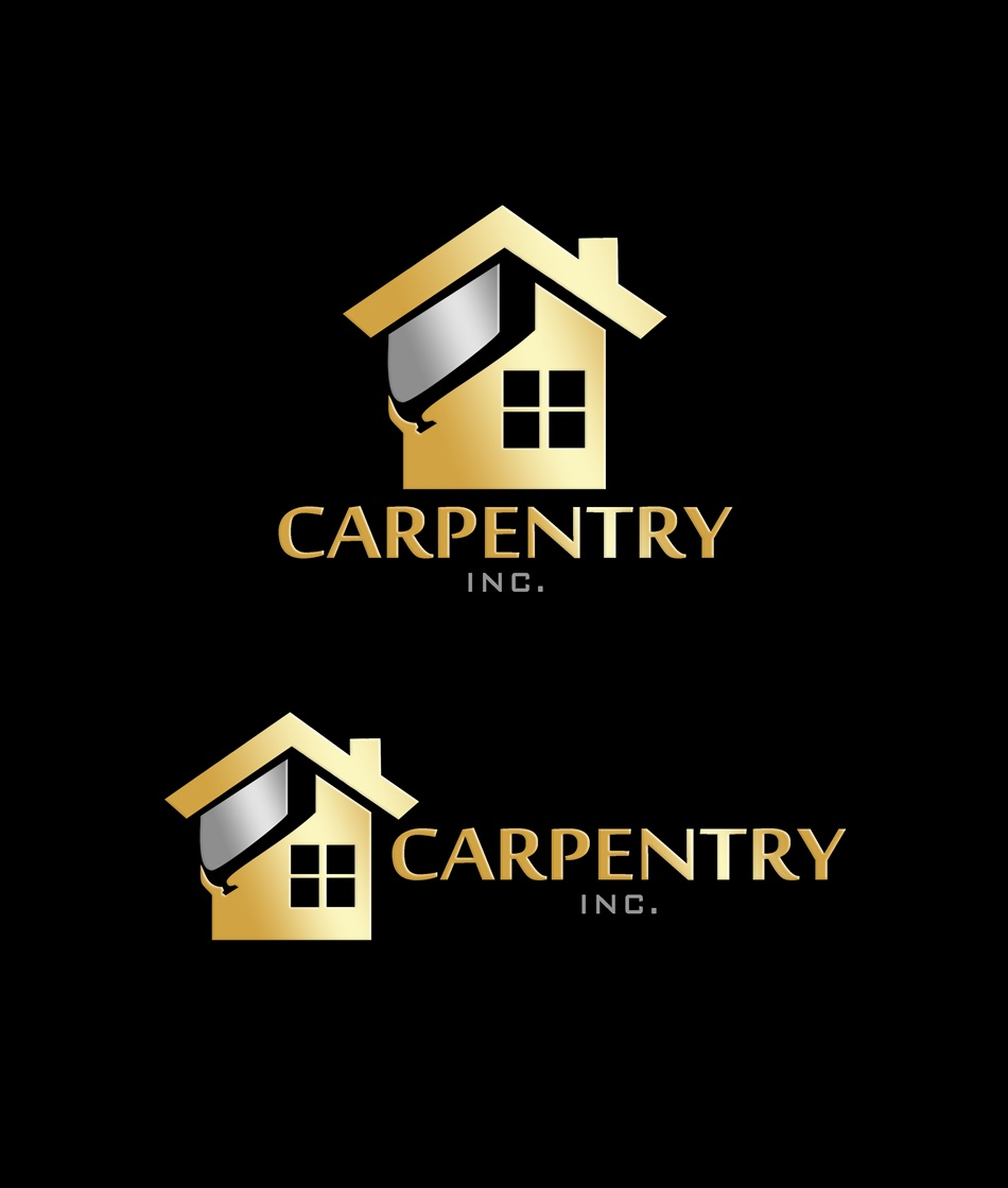 Logo Design by Respati Himawan - Entry No. 63 in the Logo Design Contest Creative Logo Design for Carpentry inc..