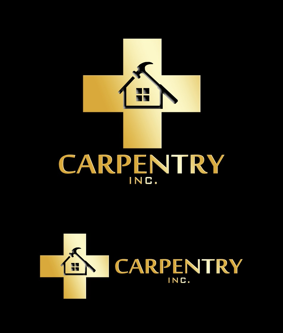 Logo Design by Respati Himawan - Entry No. 70 in the Logo Design Contest Creative Logo Design for Carpentry inc..