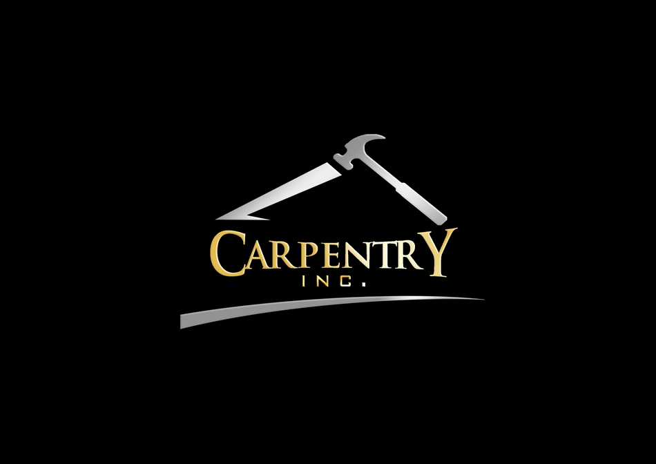 Logo Design by Respati Himawan - Entry No. 71 in the Logo Design Contest Creative Logo Design for Carpentry inc..