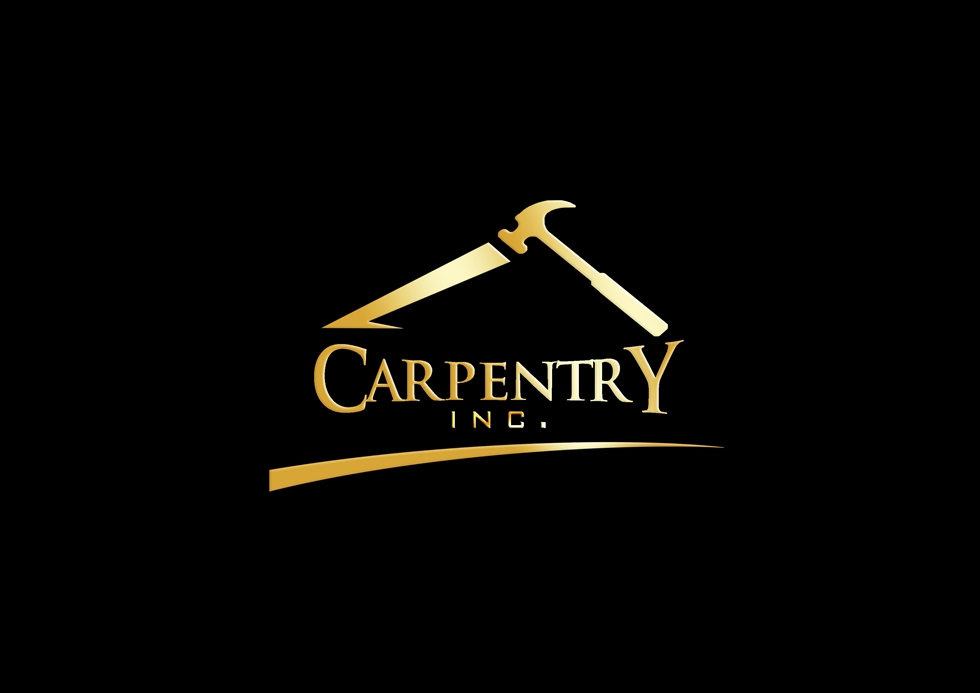Logo Design by Respati Himawan - Entry No. 72 in the Logo Design Contest Creative Logo Design for Carpentry inc..