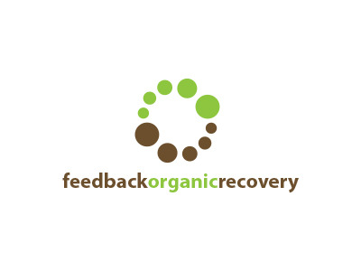 Logo Design by Private User - Entry No. 23 in the Logo Design Contest Feedback Organic Recovery  Logo Design.