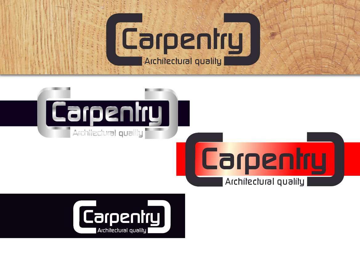 Logo Design by Heri Susanto - Entry No. 78 in the Logo Design Contest Creative Logo Design for Carpentry inc..