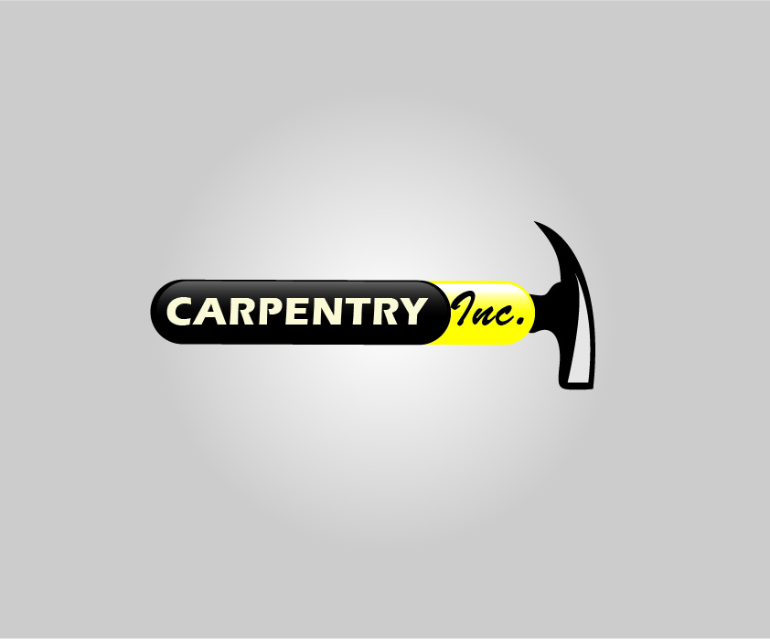 Logo Design by Iskander Dino - Entry No. 81 in the Logo Design Contest Creative Logo Design for Carpentry inc..