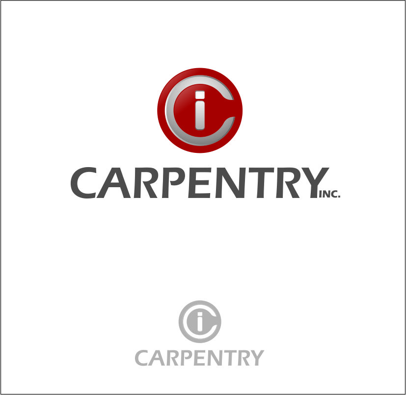 Logo Design by Agus Martoyo - Entry No. 82 in the Logo Design Contest Creative Logo Design for Carpentry inc..