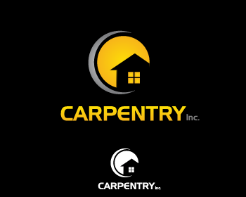 Logo Design by Private User - Entry No. 84 in the Logo Design Contest Creative Logo Design for Carpentry inc..