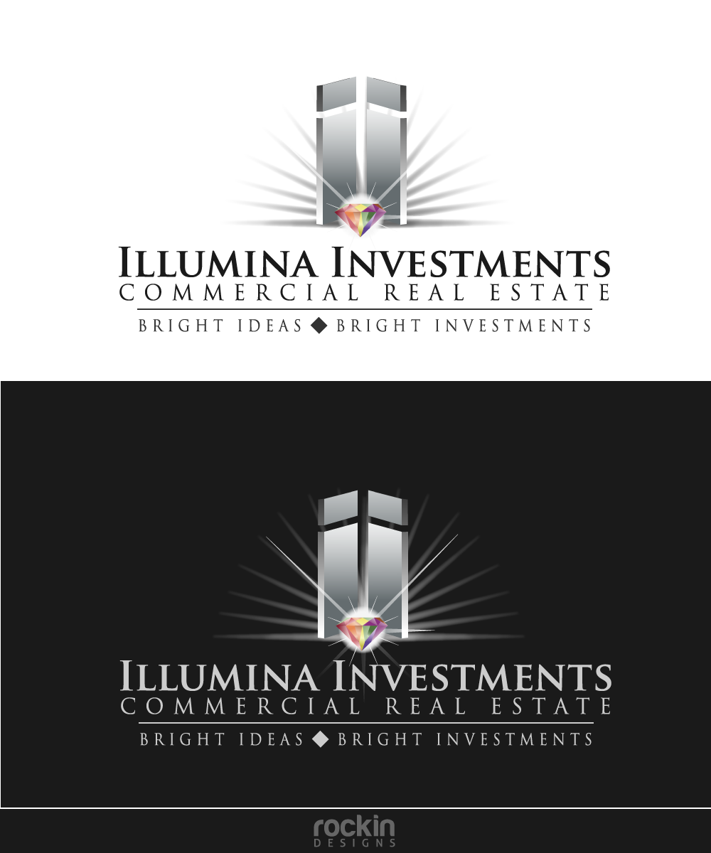 Logo Design by rockin - Entry No. 65 in the Logo Design Contest Creative Logo Design for Illumina Investments.