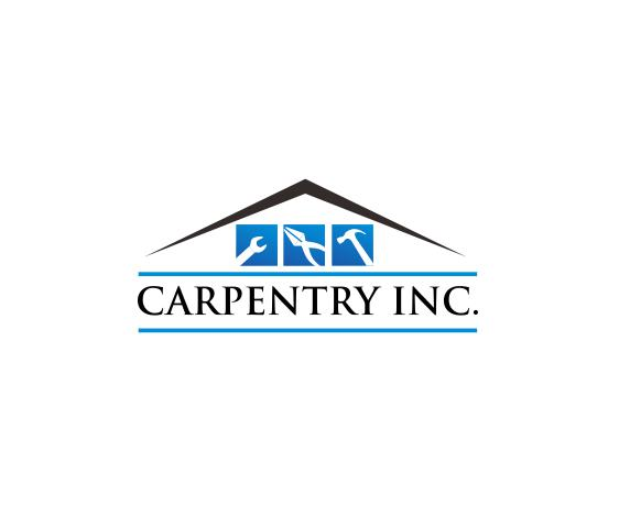 Logo Design by ronny - Entry No. 85 in the Logo Design Contest Creative Logo Design for Carpentry inc..