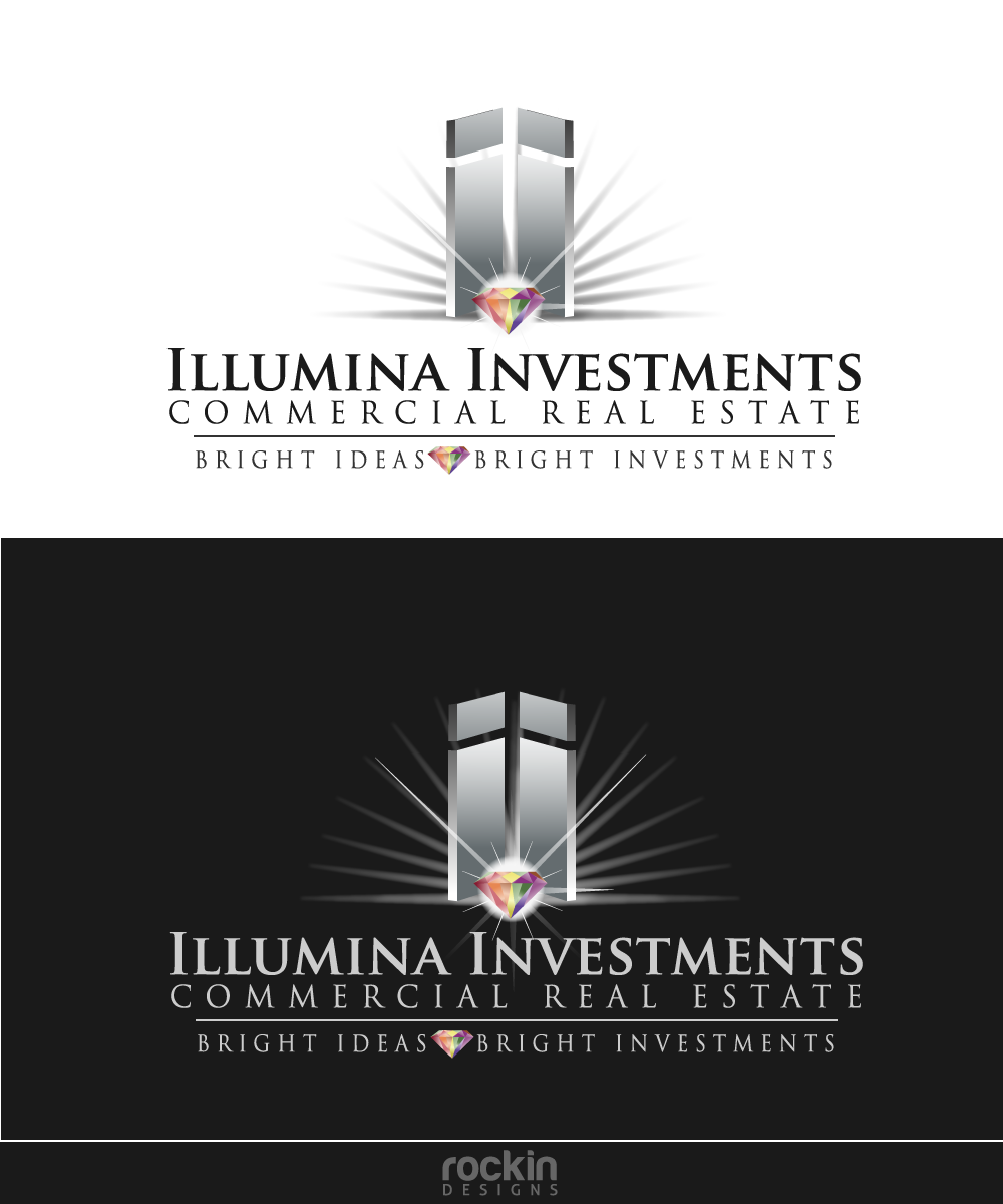 Logo Design by rockin - Entry No. 66 in the Logo Design Contest Creative Logo Design for Illumina Investments.