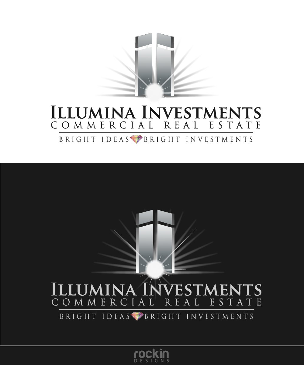 Logo Design by rockin - Entry No. 67 in the Logo Design Contest Creative Logo Design for Illumina Investments.
