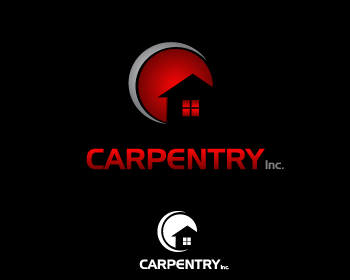 Logo Design by Private User - Entry No. 86 in the Logo Design Contest Creative Logo Design for Carpentry inc..