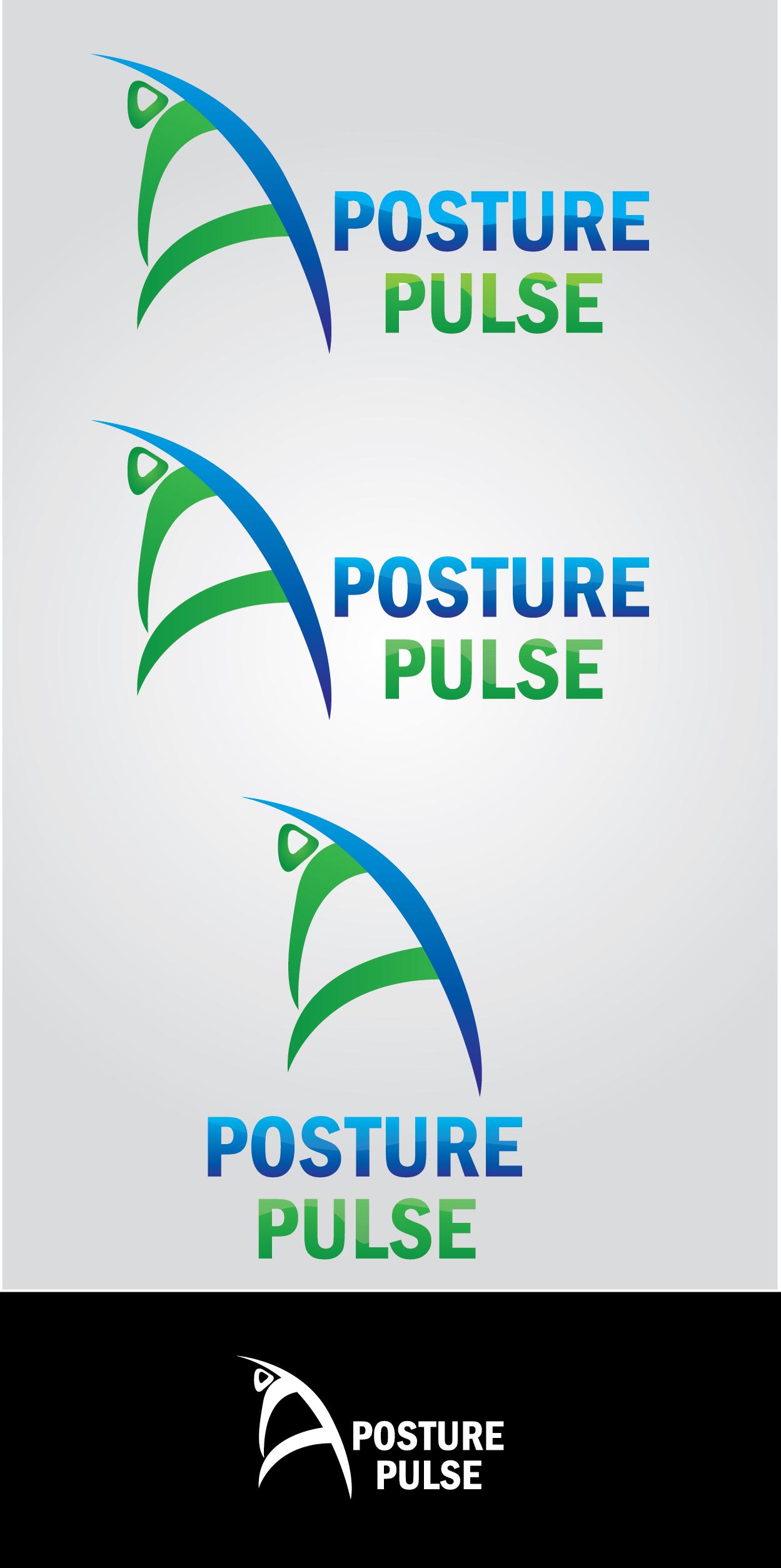 Logo Design by mediaproductionart - Entry No. 62 in the Logo Design Contest Unique Logo Design Wanted for PosturePulse.