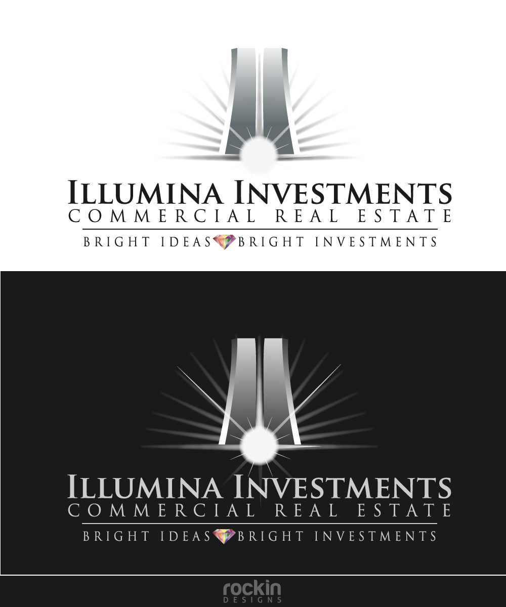 Logo Design by rockin - Entry No. 68 in the Logo Design Contest Creative Logo Design for Illumina Investments.