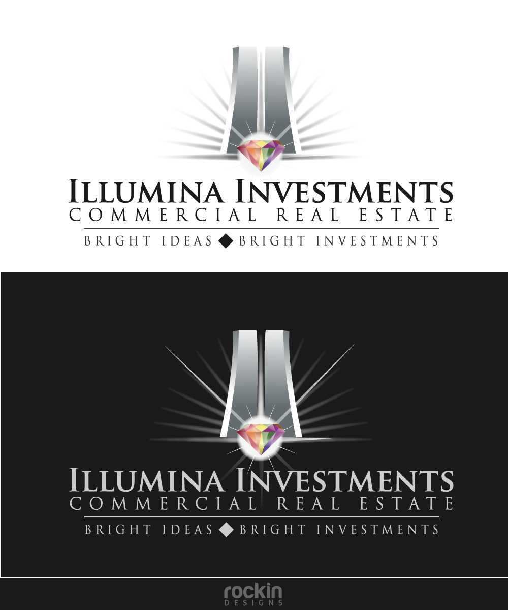 Logo Design by rockin - Entry No. 69 in the Logo Design Contest Creative Logo Design for Illumina Investments.