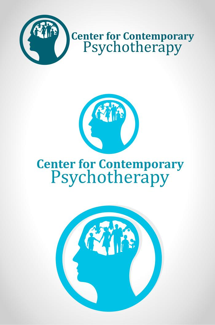 Logo Design by Private User - Entry No. 1 in the Logo Design Contest Inspiring Logo Design for Chicago Center for Contemporary Psychotherapy.