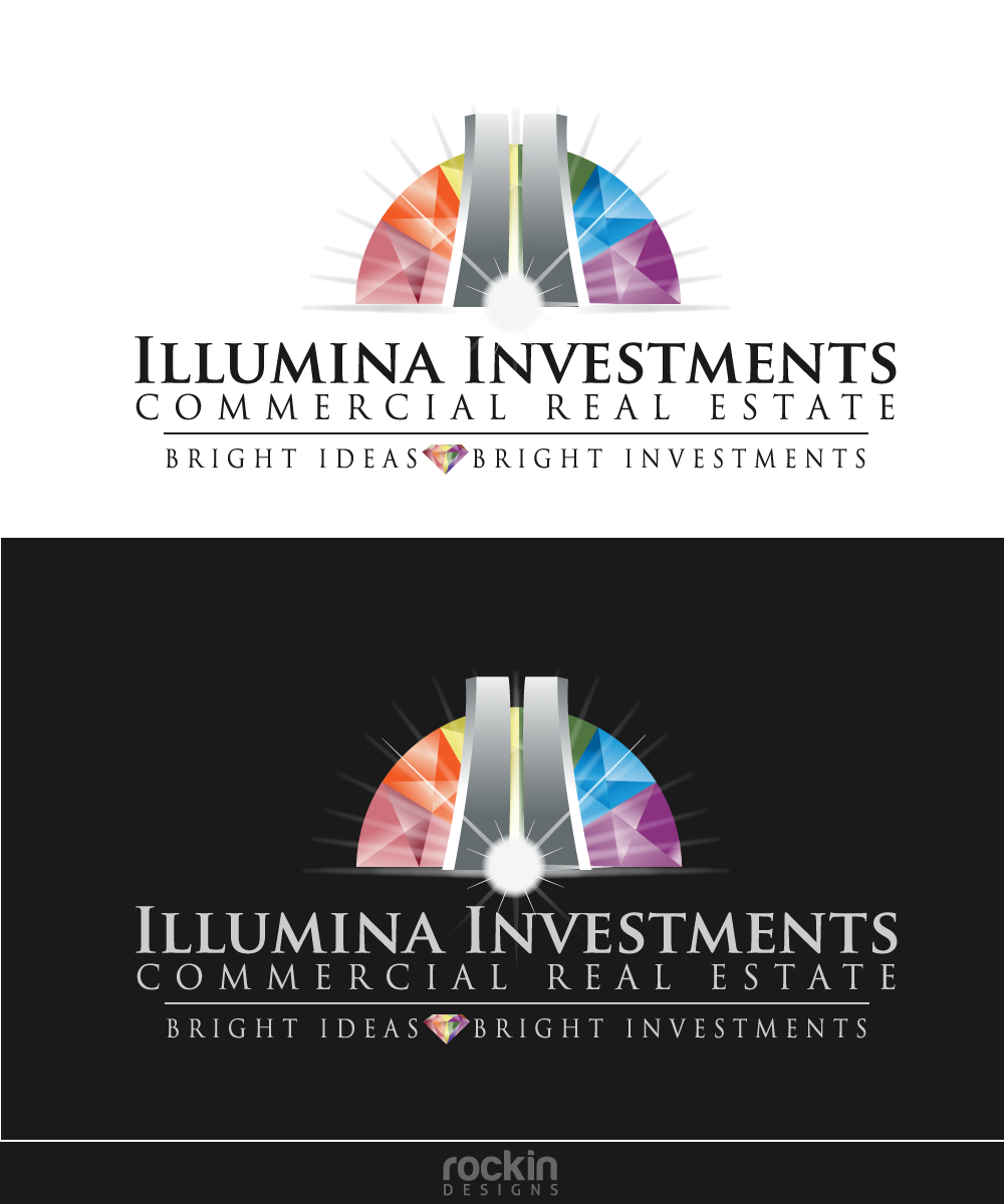 Logo Design by rockin - Entry No. 72 in the Logo Design Contest Creative Logo Design for Illumina Investments.