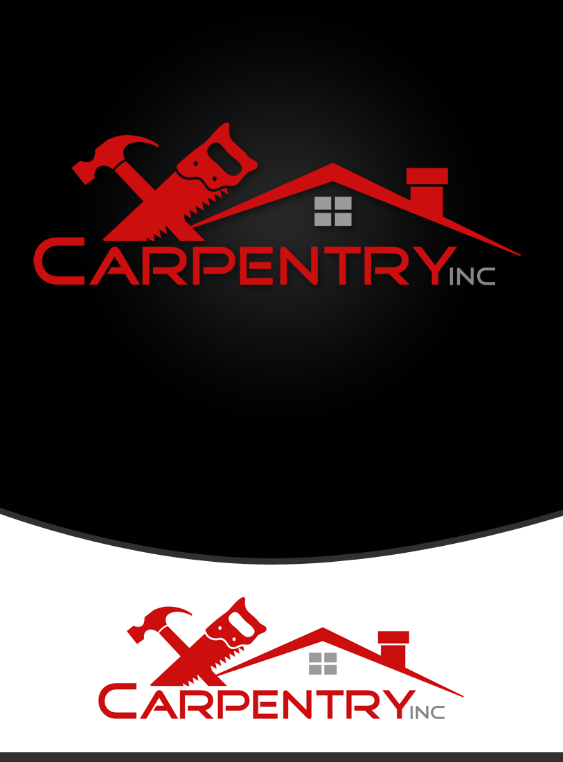 Logo Design by Robert Turla - Entry No. 97 in the Logo Design Contest Creative Logo Design for Carpentry inc..