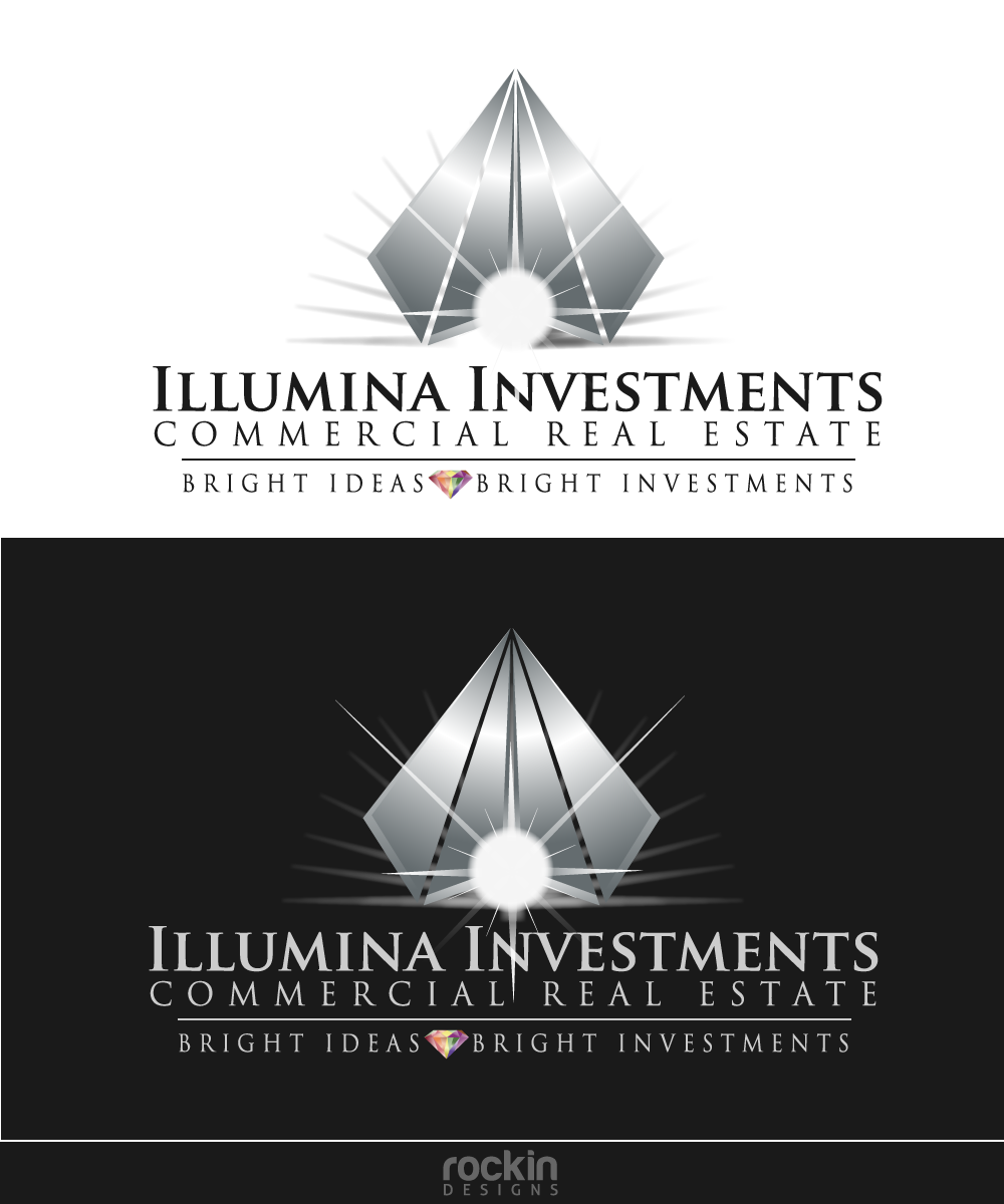 Logo Design by rockin - Entry No. 73 in the Logo Design Contest Creative Logo Design for Illumina Investments.