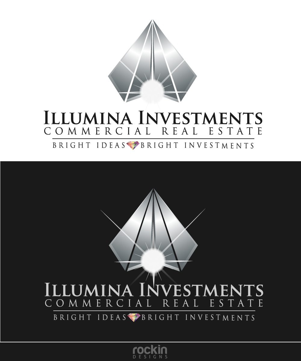 Logo Design by rockin - Entry No. 74 in the Logo Design Contest Creative Logo Design for Illumina Investments.