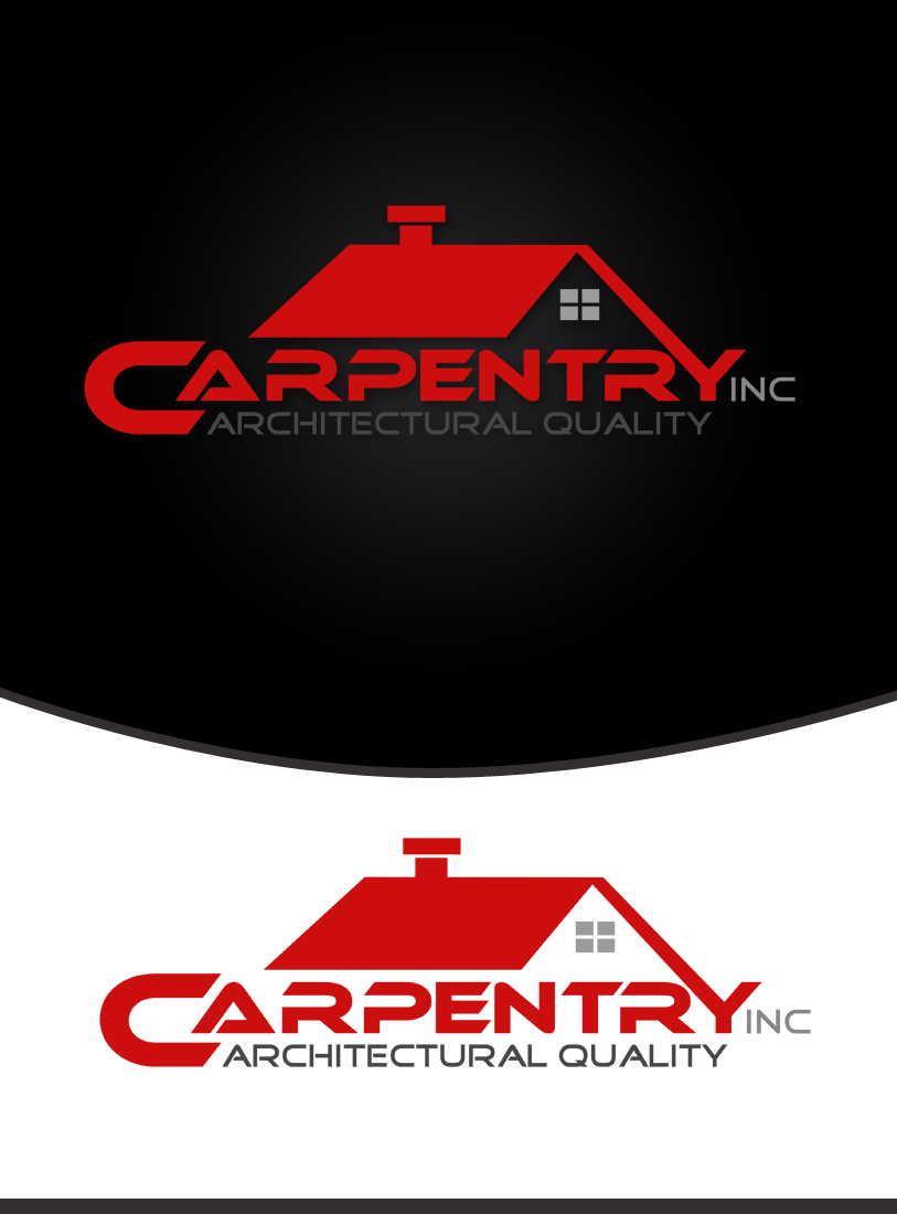 Logo Design by Private User - Entry No. 111 in the Logo Design Contest Creative Logo Design for Carpentry inc..