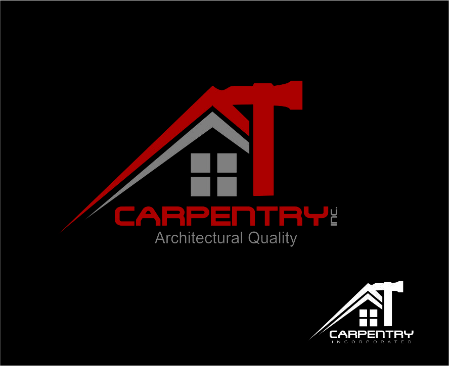 Logo Design by Agus Martoyo - Entry No. 113 in the Logo Design Contest Creative Logo Design for Carpentry inc..