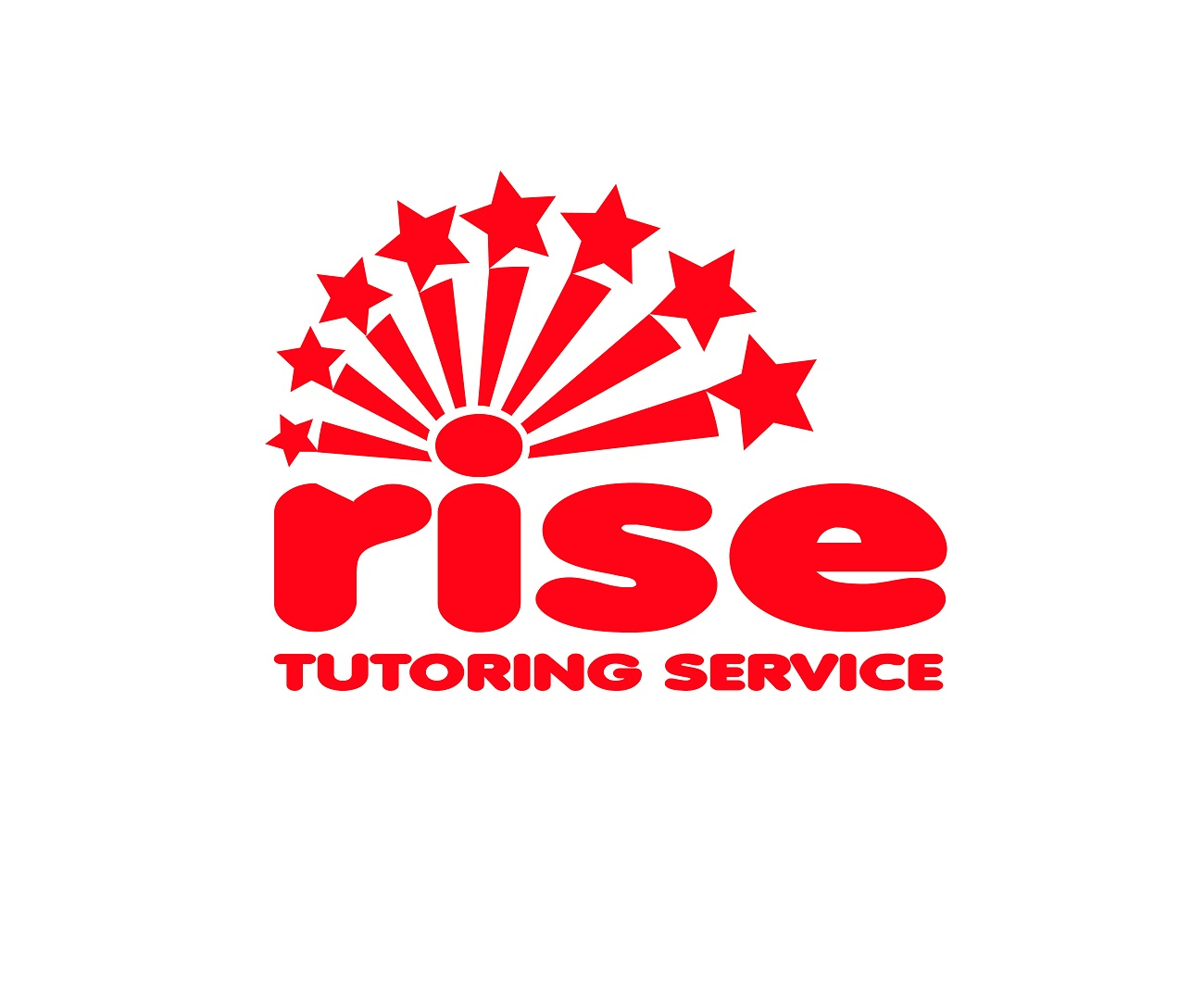 Logo Design by jhunzkie24 - Entry No. 115 in the Logo Design Contest Imaginative Logo Design for Rise Tutoring Service.