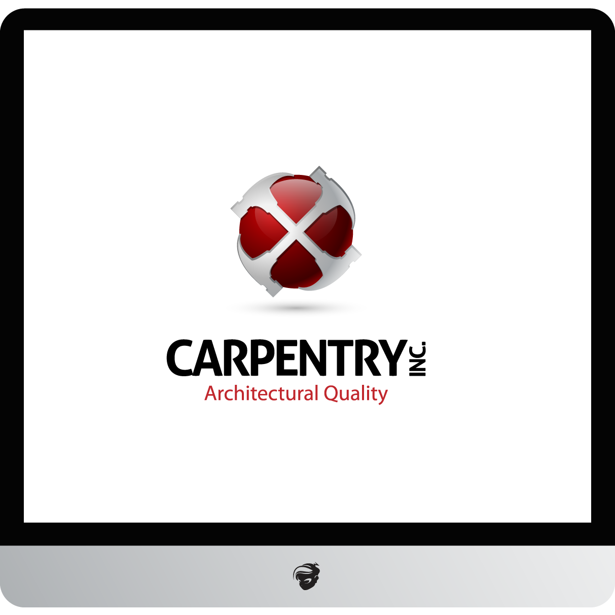 Logo Design by zesthar - Entry No. 114 in the Logo Design Contest Creative Logo Design for Carpentry inc..