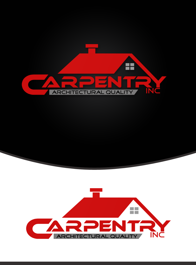 Logo Design by Private User - Entry No. 115 in the Logo Design Contest Creative Logo Design for Carpentry inc..