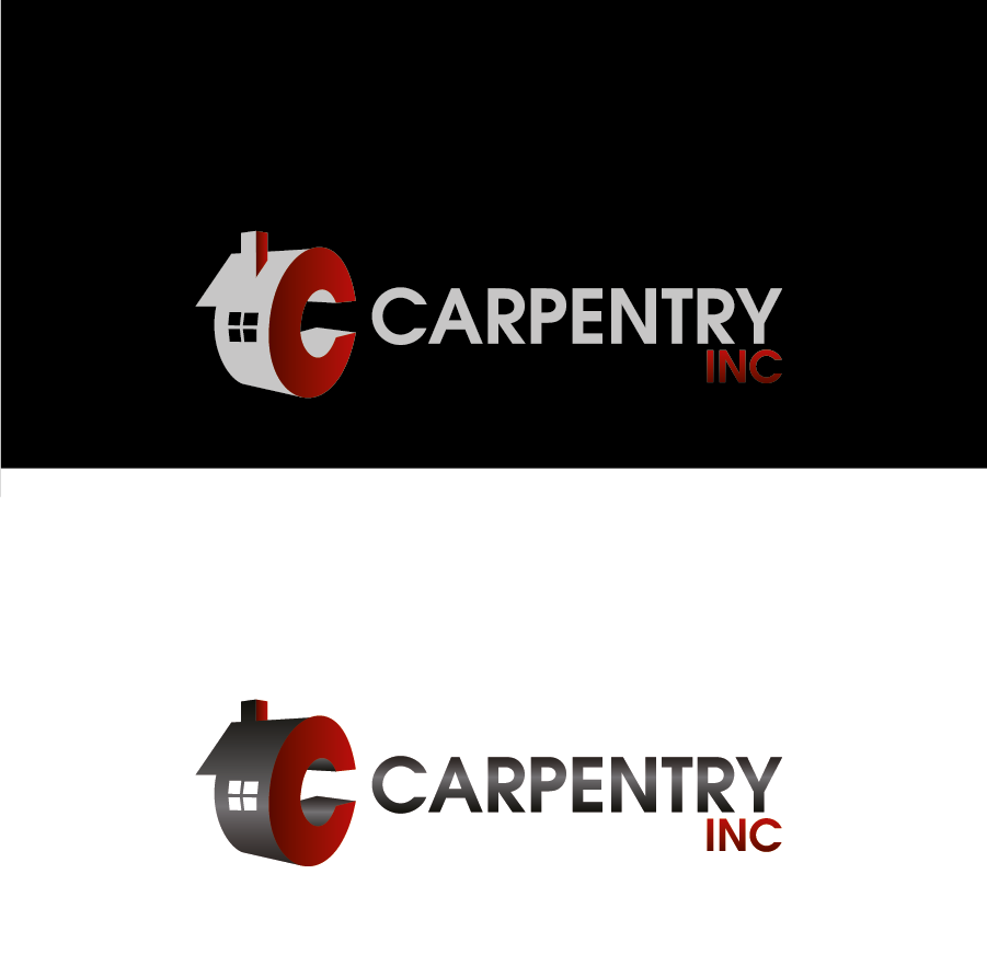 Logo Design by Private User - Entry No. 117 in the Logo Design Contest Creative Logo Design for Carpentry inc..