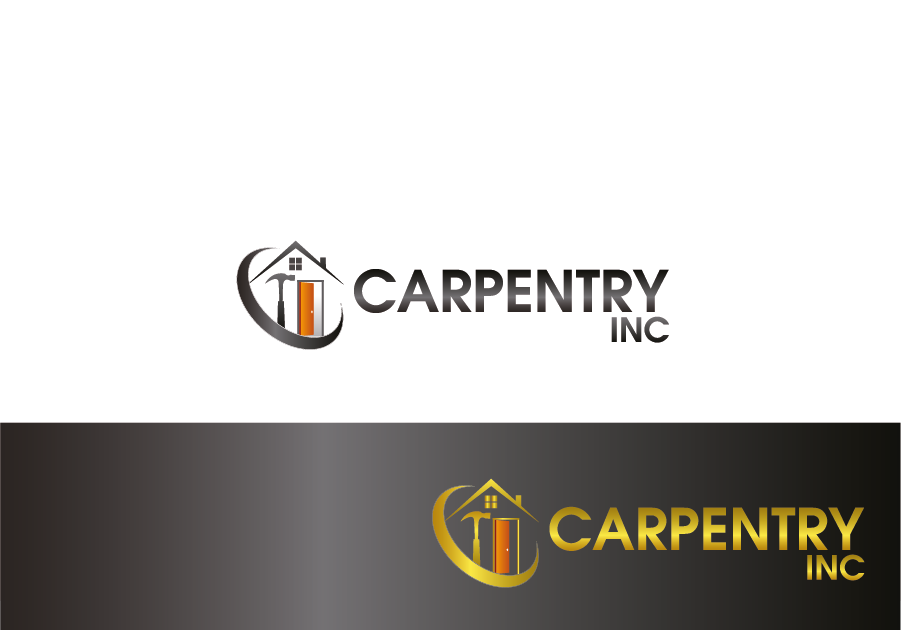 Logo Design by Private User - Entry No. 118 in the Logo Design Contest Creative Logo Design for Carpentry inc..