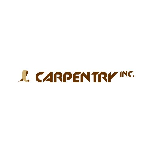 Logo Design by Rudy - Entry No. 119 in the Logo Design Contest Creative Logo Design for Carpentry inc..