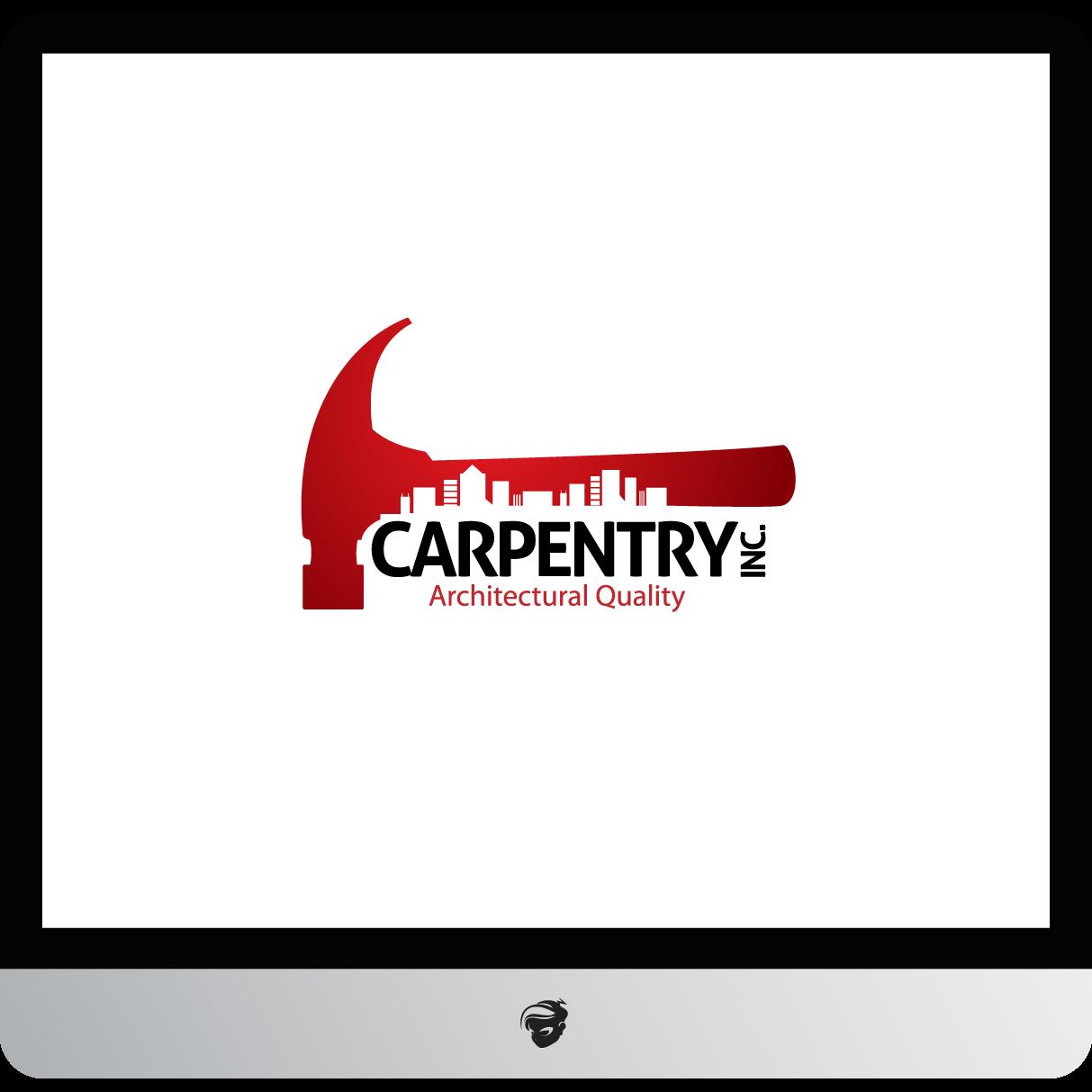 Logo Design by zesthar - Entry No. 120 in the Logo Design Contest Creative Logo Design for Carpentry inc..