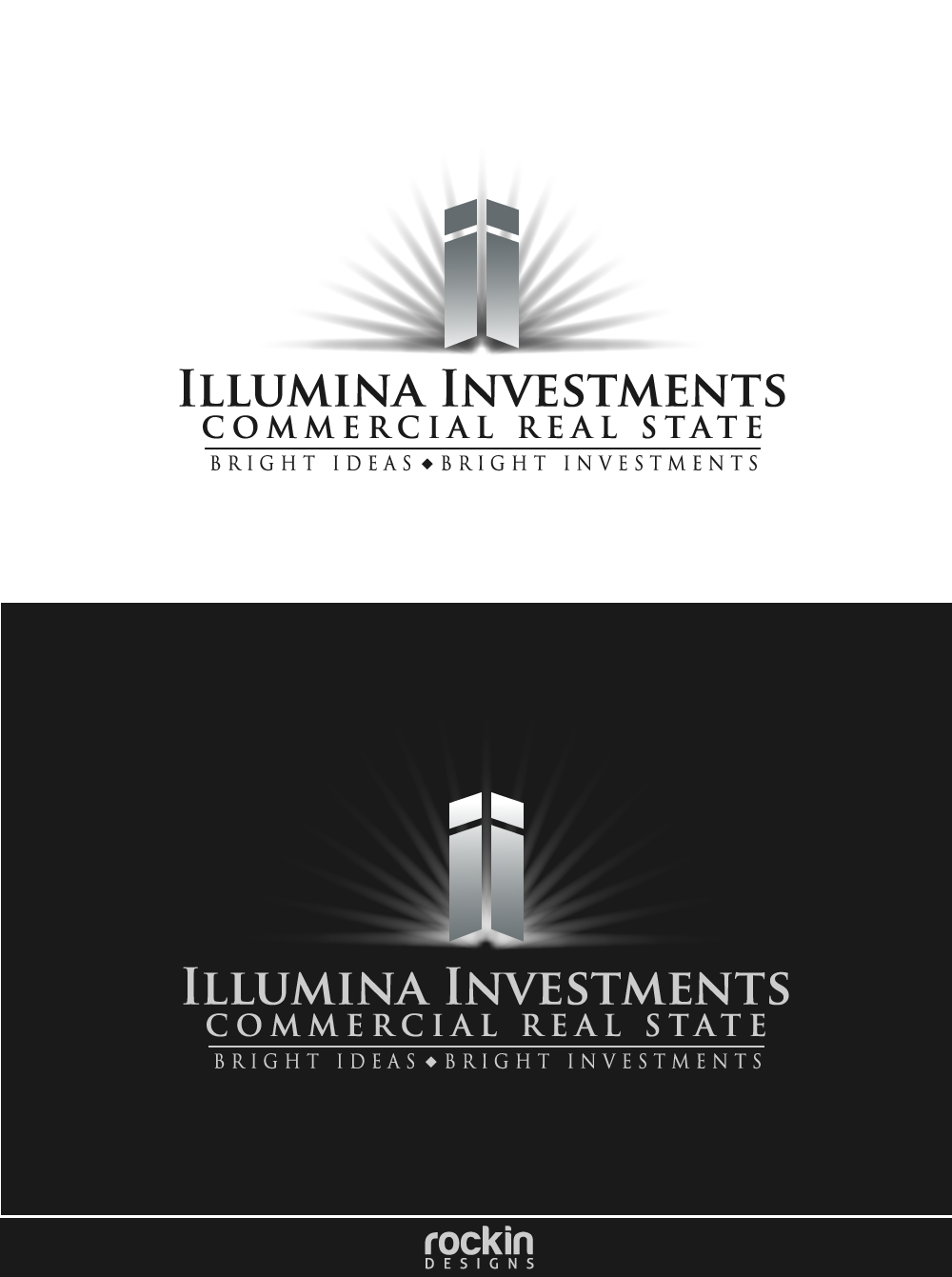Logo Design by rockin - Entry No. 76 in the Logo Design Contest Creative Logo Design for Illumina Investments.