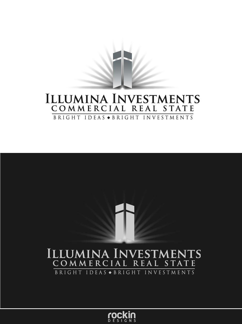 Logo Design by rockin - Entry No. 77 in the Logo Design Contest Creative Logo Design for Illumina Investments.